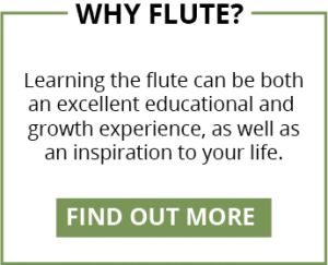Why Learn Flute
